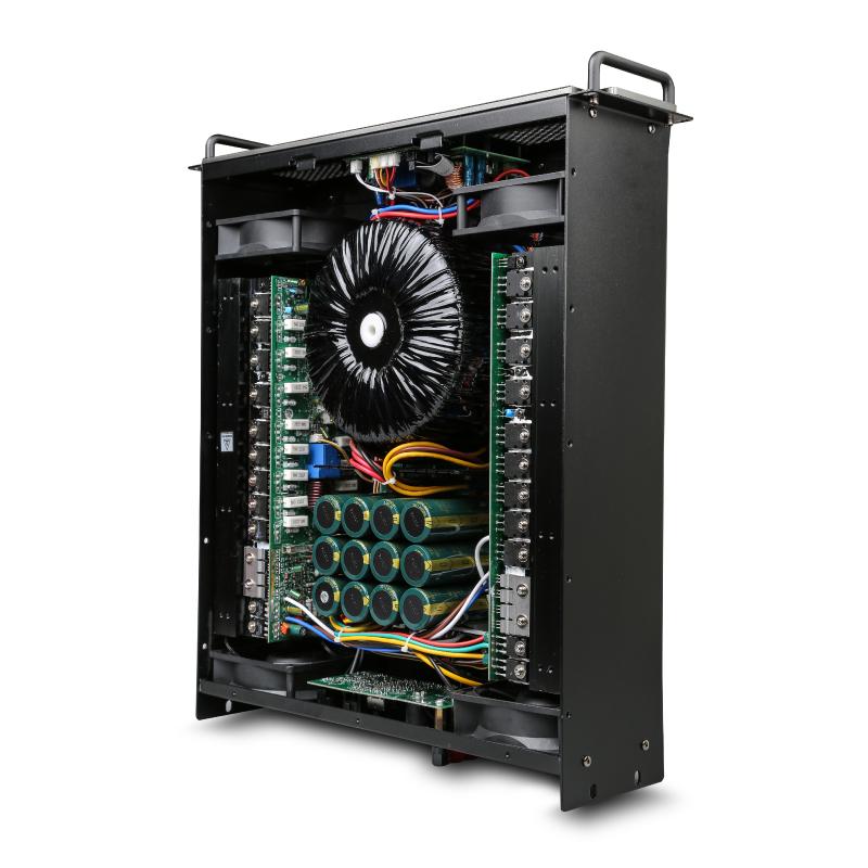 Yüksek Kalite LED DC 12 v Küçük Stereo Yüksek Güç Amplifikatörü