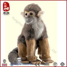 long plush stuffed monkey manufacture