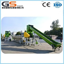 plastic bottle recycling machine manufacturers with price