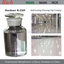 Clear epoxy hardener R-2269
