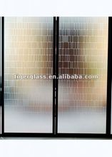 Best design room divider art glass