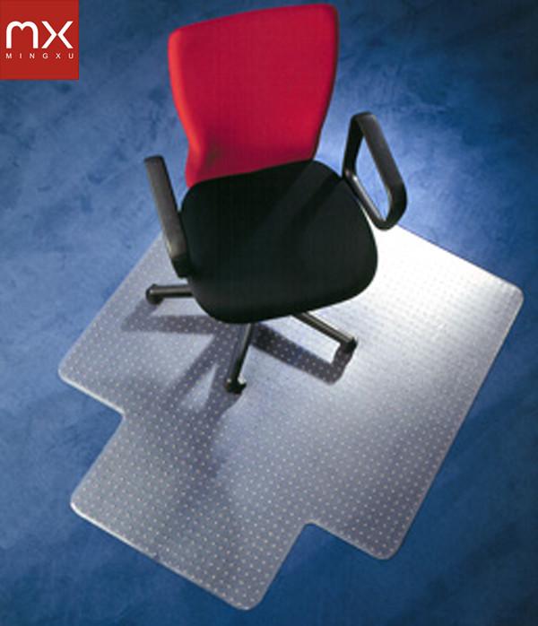chaise de bureau mat tapis de sol protecteur pvc protection en plastique livraison chaise de. Black Bedroom Furniture Sets. Home Design Ideas