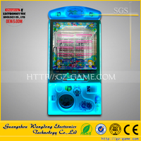 Wangdong crane claw machine for sale Key master capsule toy vending machine for mall