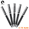 Jiangxin 2014 popular stainless steel wire drawing ball pen for kids