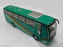 1:43 scale oem die cast model bus toy models