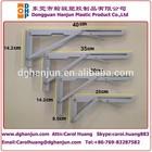 pesados suportes de parede prateleira