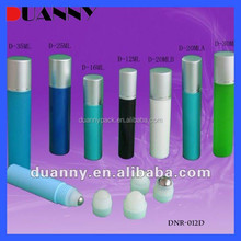 FULL PLASTIC MATERIAL ROLL ON BOTTLE WITH PET,COSMETIC PACKAGING POPULAR EMPTY PERFUME ROLL ON BOTTE