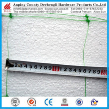 extruded plastic pea and bean net / climbing plant support net / vegerable support mesh