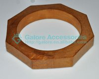 raw unfinished wood bangle wholesale