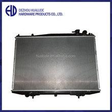 New products plain professional radiator pa66-gf33
