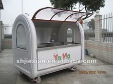 2015 JX-FR220A(2) Stainless Steel Mobile Food Cart