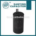sanying condensador do ventilador do motor capacitor