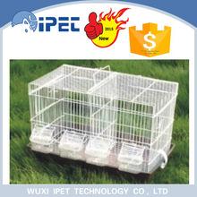 Ipet Square Steel Bird Breeding Cage for Birds
