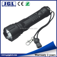 high quality nylon materials 3.5H working time torch light security torchlights