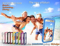 Wholesale ABS Hybrid Cell Phone Waterproof Case For Samsung Galaxy S6