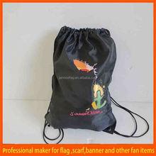 colorful artwork printed black backpacks for school