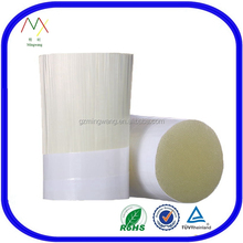 Technical brush filament for soft Nylon 612