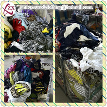 Hot selling in Togo Benin textile recycle used clothing