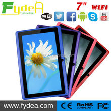 OEM Android Tablet PC Support Download Google Play Store Wifi Bluetooth Games