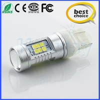 Best price led light 7443 w21/5w 3528/2835smd 21SMD for car parking lamp or turn light parking auto bulb 800lm plant led light