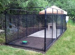 large outdoor wholesale welded wire mesh indoor custom wooden dog house