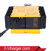 Wholesale 60V 18A new design HF PFC Electric Vehicle battery charger with waterproof
