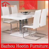top grade modern white high gloss wooden furniture