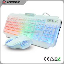 Gaming mouse and keyboard combo, illuminated keyboard and mouse combo,latest keyboard and mouse