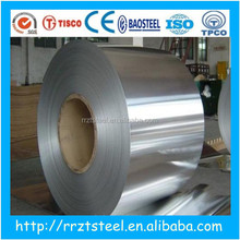 High quality Bright surface 316 stainless steel coil for cooking utensils sinks