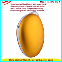 Portable power source hand warmer cheap gifts for children
