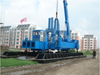 ZYS Series static hydraulic pile driver/hydraulic piling machine