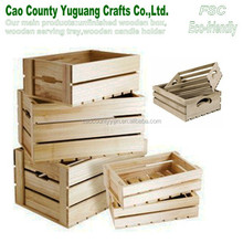 cheap wooden crates for sale