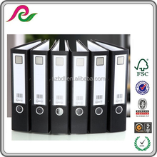 Types of 2 ring binder 2 hole paper folder for files collecting