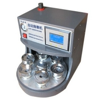 Popular Automatic Button Badge Making Machine for 2015