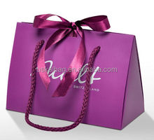Brand new decorative customized paper gift bag,gift bag paper,popular paper gift bag