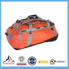 tarpaulin duffel bag luggage travel bags for air travel