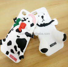 China price 3D cartoon silicone case for iPhone 6 4.7/5.5