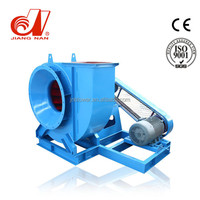 Y5-47-5D low noise 7.5kw industrial dust blower centrifugal dust extraction air blower fan