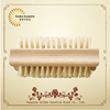 Hot selling wooden nail dust cleaning brush wholesale , brush nail