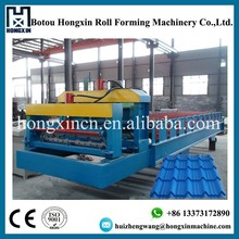 Hot Sale! China Roof Tile Making Roll Forming Machine Price
