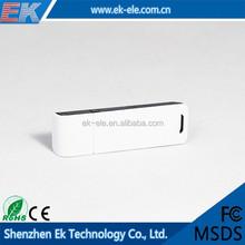Trustworthy china supplier 3.0 Black & White plastic usb flash drive 500gb