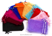 Organza Drawstring Jewelry Pouches Bag Party Wedding Gift Bags Candy Bags