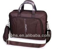 Excellent houseware 14.15. briefcase for men with zipper front