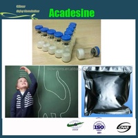 Top Quality From 10 Years experience manufacture acadesine powder// human growth hormone powder