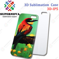 3D Custom Mobile Phone Case for iphone 5s