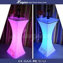 lighting table/lighting stool/people love the lighting outdoor bar table
