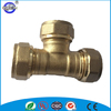 cw614n 15mm male and female compression brass fitting