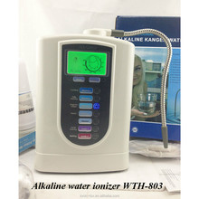 Antioxidant water ionizer WTH-803 with 3 stage pre-filter, never you can find!