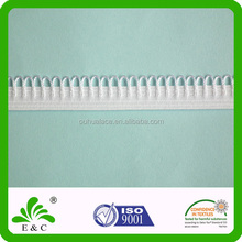 Eco-friendly Soft elastic with picot wide or thin picot elastic band picot elastic webbing