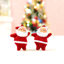 5*3.5CM Father Christmas Popular Christmas Tree Ornament